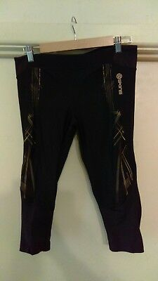 NWOT Skins A400 womens Compression 3/4 length Tights size XL
