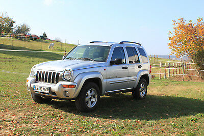 jeep cherokee limited 3,7