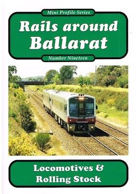 Rails Around Ballarat Locomotives & Rolling Stock