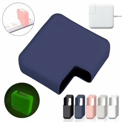 """Macbook Charger Protective Case Box Soft Silicone Case For Macbook Pro 12"""" 13"""""""
