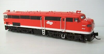 Gopher Models N Scale Nswgr Red Terror Livery 44 Class