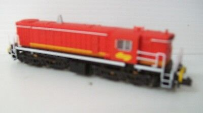 GOPHER MODELS N SCALE NSWGR CANDY LIVERY 48 CLASS Mk3