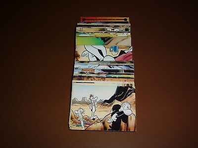 1994 Bone Series Full Set 90 Excellent