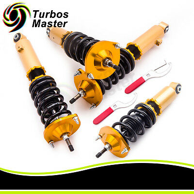 for Mazda Miata 90-05 Adjustable Dampening Coilovers 96-98 NA NB MX5 Shocks