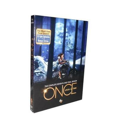 Once Upon a Time Season 7 Brand New 5DVD Region 4 Free postage