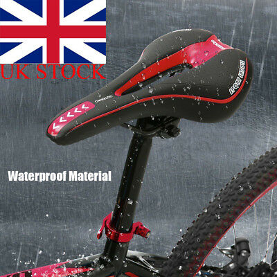 Bicycle Cycle Bike MTB Saddle Road Mountain Sports Soft Cushion Gel Pad Seat CP