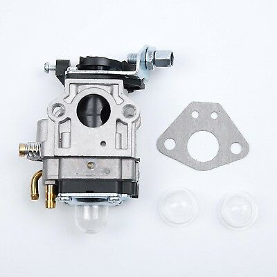 Carburetor Carb Set For Trimmer Brush Cutter Chainsaw Lawn Mower 43cc 49cc Zz E