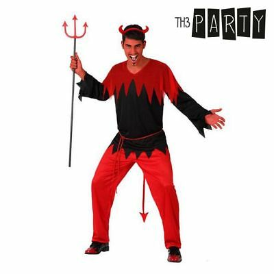 Costume per Adulti Th3 Party Demonio S1109499
