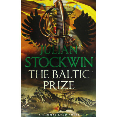 The Baltic Prize by Julian Stockwin (Paperback), Fiction Books, Brand New