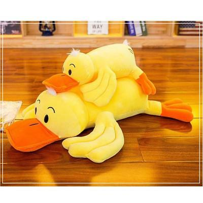 Giant Large Big Yellow Duck Stuffed Animals Soft Plush Children Bed Toys Doll