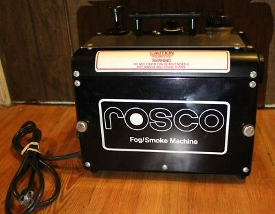 Rosco 8211 Series 3 Professional Fog Machine with Remote Control