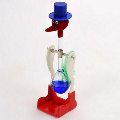 Classic Perpetual Motion Machine Decor The Original Novelty Drinking Bird Toy