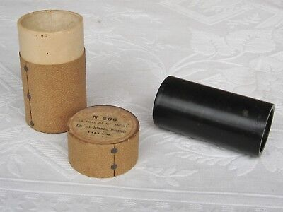 Pathe Phonograph Cylinder Record ~ Operatic ~ Mr. Vallade