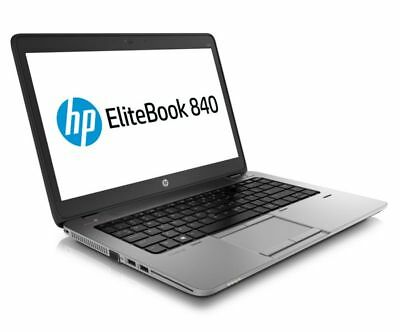 HP EliteBook 840 G2 14 Zoll 1600x900 HD+ Intel Core i5 256GB SSD 8GB Win 10 Pro