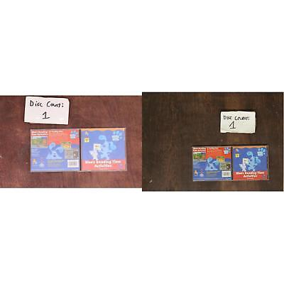 Blues Clues Reading Time Activities(CD-ROM)