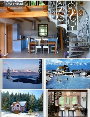 Holiday Home Europe For Rent, Ski Chalet, Summer Holiday Home