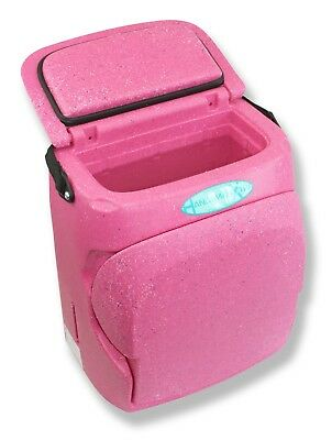 Handeman Xtra mobile portable hand wash sink basin (Pink)