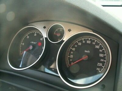 Opel Astra III H Zafira B OPC  PLaCCaS PLaQUES Superposition Compteur Tacho KM