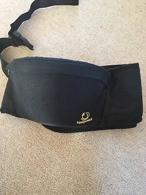hippychick hipseat black Baby toddler Carrier
