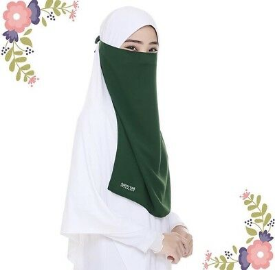 Black Revina Instant-Hijab-Khimar-One-Piece-Hijab-Slip-On-Pinless Scarf