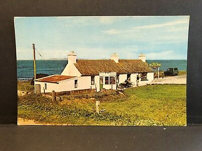 The Last House In Scotland At John O'groats Postcard