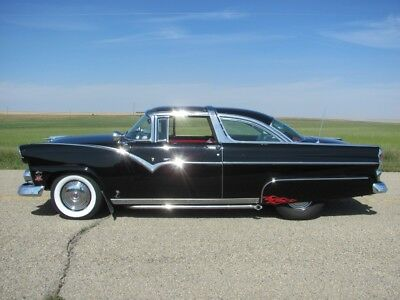 1955 Ford Crown Victoria Skyliner 429 ci. Cobra V8, C6, Mild Custom Street Hot Rod Turnkey Ready 55 Proven Cruiser