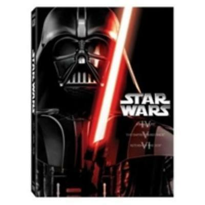 20TH CENTURY FOX Star Wars Original Trilogy - Episodi 4-5-6 (3 Dvd)