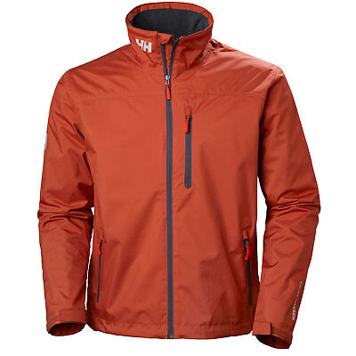 Helly Hansen Crew Mid Layer Veste - Brique Rouge