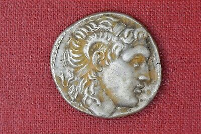 Kingdom of Thrace, Lysimachos AR Tetradrachm.  281 BC.