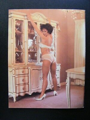 Vintage 1963 Slave Nude Magazine Vol 1 No 1 Adults Only Nude Photography