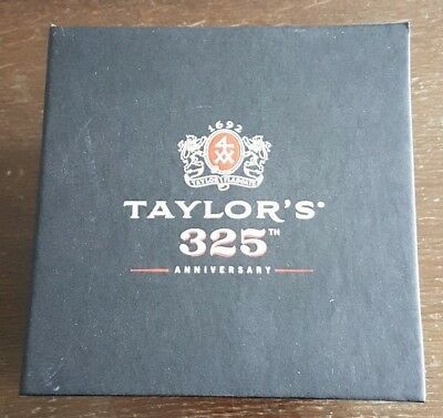 Taylor´s Portwein 325th Anniversary - Tawny - Flasche 75 cl OVP aus Portugal