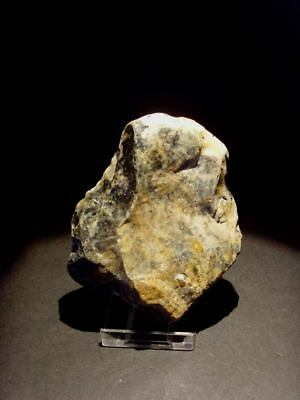 Lower Palaeolithic -  Large, early Acheulean scraper -  UK C.500,000+ BP