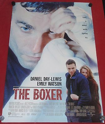 The Boxer Original D/S International 1 Sheet Rolled Movie Poster 27x40 NEW 1997