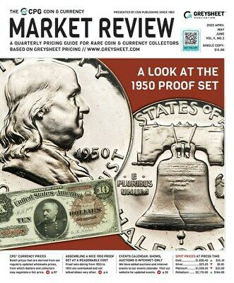 CPG Coin & Currency Market Review magazine: Single Issue (Current issue)