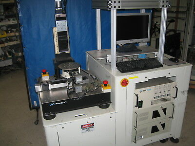 Aerotech 4 Axis Workstation