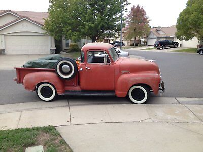 1949 Chevrolet Other Pickups 3100 1949 chevy truck
