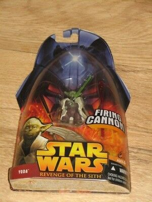 Star Wars Yoda Revence of the Sith