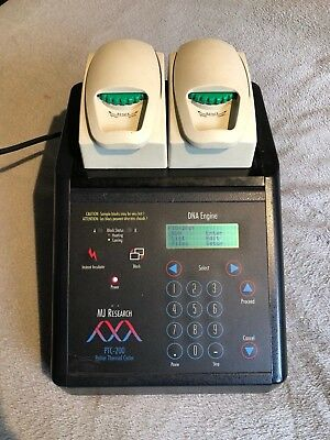 MJ-Research Thermal Cycler PTC 200 Laboratory lab