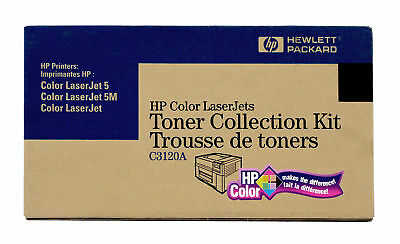 HP C3120A Toner Cartridge Color LaserJet 5 Genuine New Sealed Box
