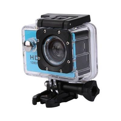 Sports Action Video Camera 1080P Waterproof Pro Cam 2.0 inch Screen 12MP