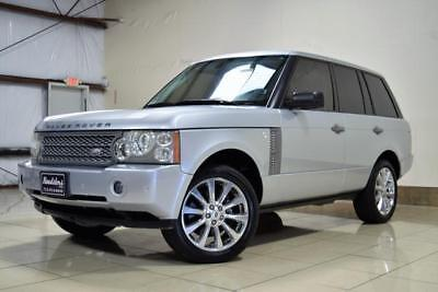 2006 Range Rover SC 2006 Land Rover Range Rover SUPERCHARGE NAV HEATED SEATS SUNROOF SUPER CLEAN