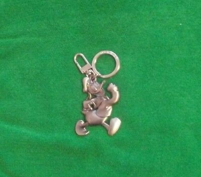 Metal Donald Duck Keychain