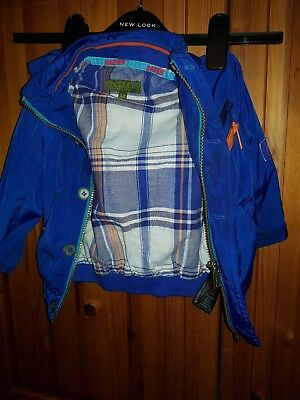 Ted Baker Jacket Size 12-18 Months