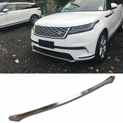 Fit For Range Rover VELAR/VELAR S 2018 2019 Front Bumper Guard Cover Trim