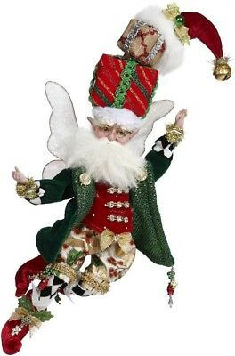 "Mark Roberts 2018 Christmas Present  Fairy  Small 13""   51-85802  NEW"