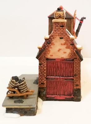 """Department 56 Dickens' Village Series """"The Locomotive Shed & Water Tower"""" #58465"""