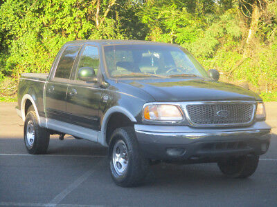 2001 ford f150 xlt extended cab