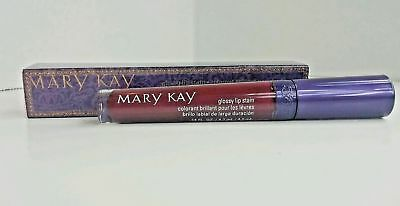 Mary Kay Glossy Lip Stain ~ MULBERRY FOREST NEW  Gloss ~ Free Shipping