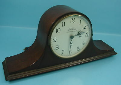 Antique Electric German Wood Seth Thomas Mantel Clock Westminster Chime A502-000
