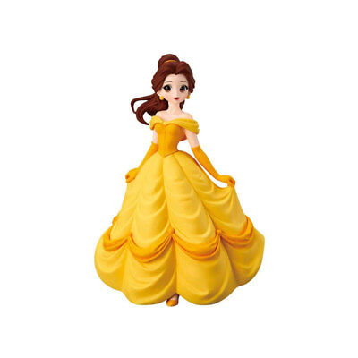 Disney Character Crystalux Figure - Belle (Beauty and the Beast)
